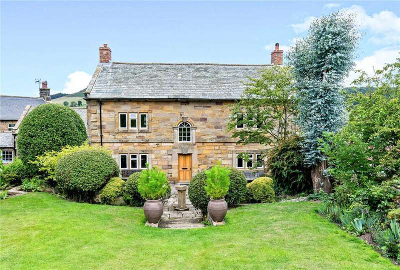 3 Bedrooms Detached House for sale in Street Farm, Great Fryupdale, Lealholm, Whitby, YO21