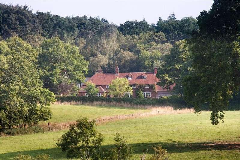 4 Bedrooms Detached House for sale in Common Road, Whiteparish, Salisbury, SP5