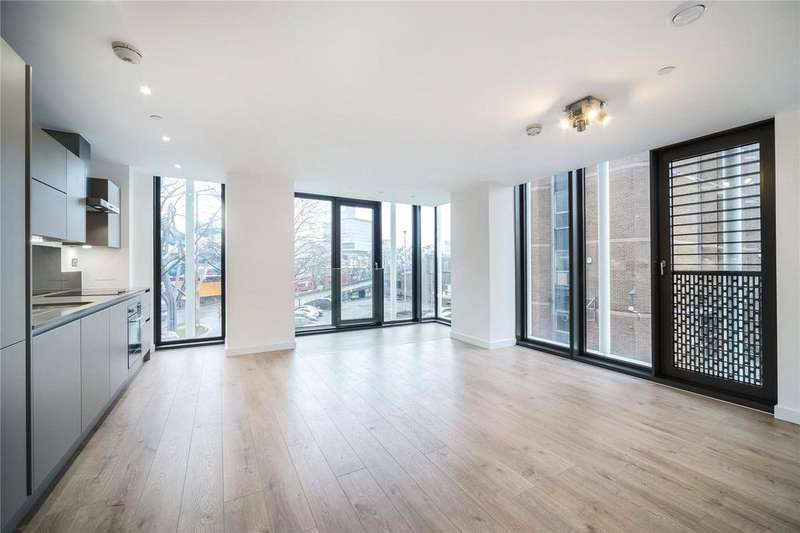 2 Bedrooms Apartment Flat for sale in Great Eastern Road, Stratford, E15