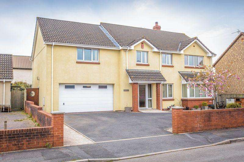 4 Bedrooms Detached House for sale in Churchlands, Bow