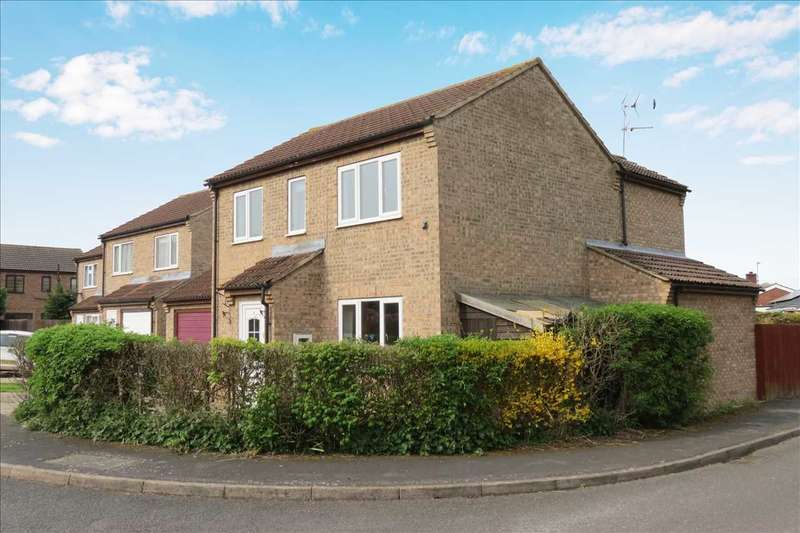 3 Bedrooms Detached House for sale in Sedge Close, Leasingham