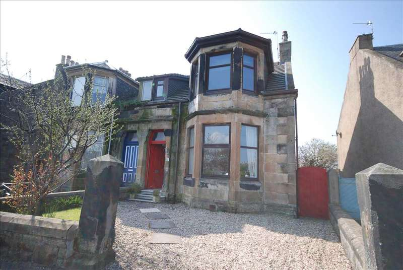 4 Bedrooms Semi Detached House for sale in Barrie Terrace, Ardrossan