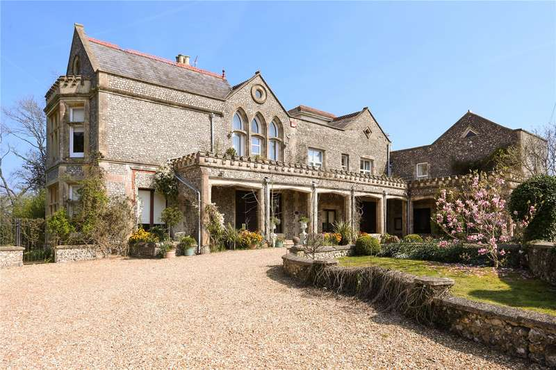 7 Bedrooms Detached House for sale in Anmore Lane, Denmead, Hampshire, PO7