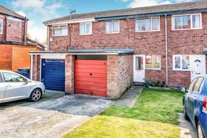 3 Bedrooms Terraced House for sale in Jersey Road, Reddish, Stockport, Cheshire