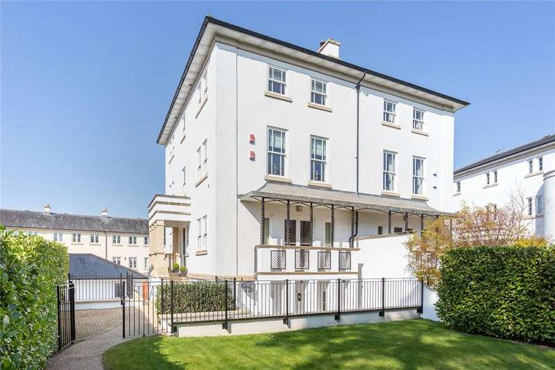 6 Bedrooms Semi Detached House for sale in The Park, Cheltenham, Gloucestershire, GL50
