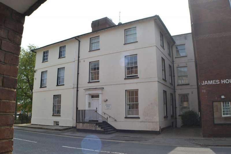 1 Bedroom Flat for sale in Bermar House Newbury