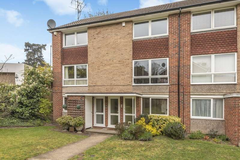 2 Bedrooms Maisonette Flat for sale in Maidenhead, Berkshire, SL6