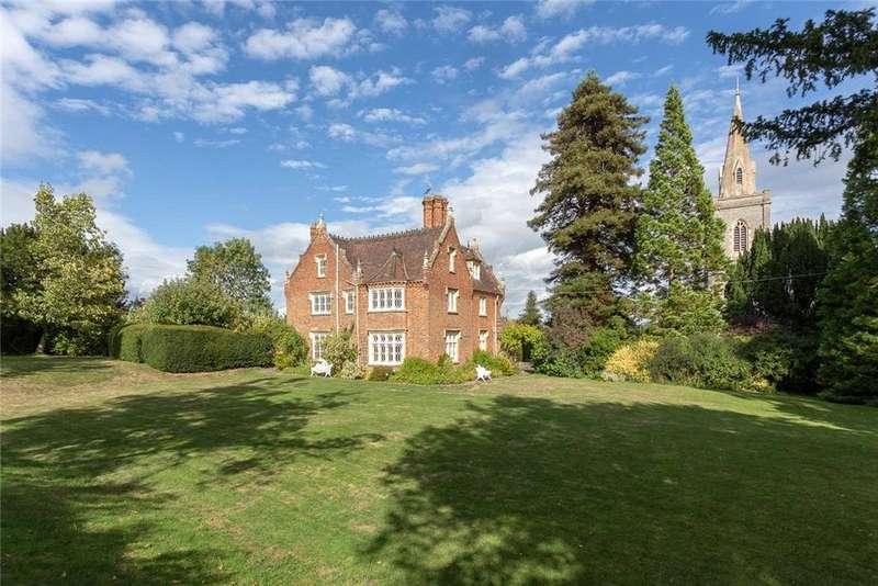 5 Bedrooms Detached House for sale in Churchend, Bushley, Tewkesbury, Worcestershire, GL20