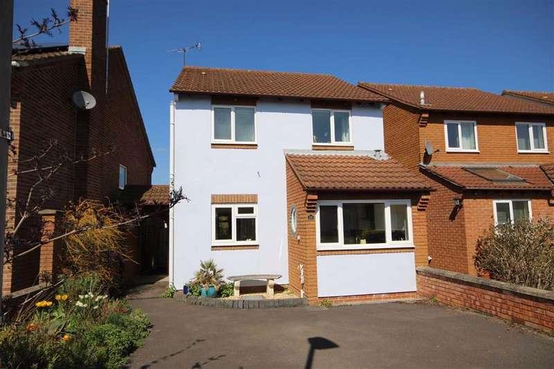 3 Bedrooms Detached House for sale in Everest Road, Leckhampton, Cheltenham, GL53