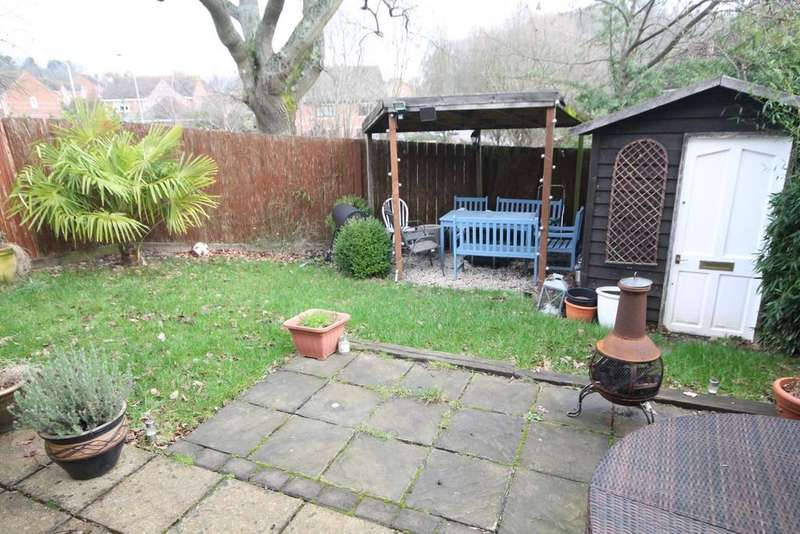 1 Bedroom End Of Terrace House for sale in Marston Drive, Newbury, RG14