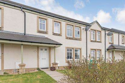 3 Bedrooms Terraced House for sale in Bartonholm Gardens, Irvine, North Ayrshire