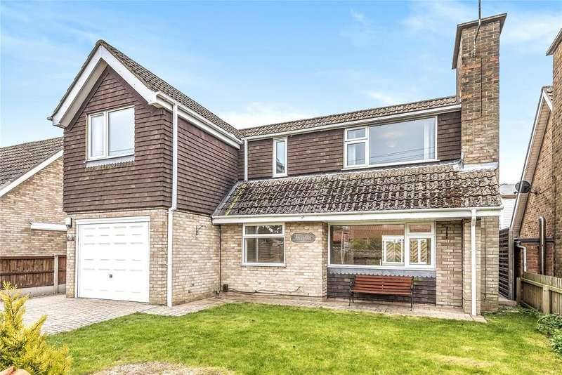 3 Bedrooms Detached House for sale in Church Lane, Waddington, LN5