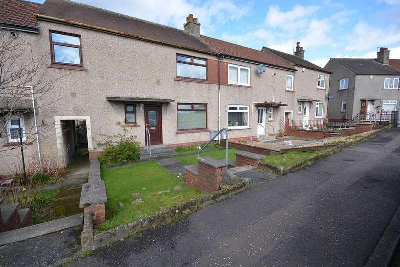 3 Bedrooms Terraced House for sale in Pentland Road, Kilmarnock, KA1