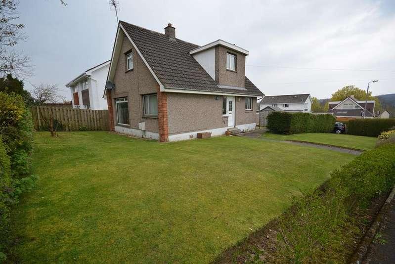 3 Bedrooms Detached Villa House for sale in Maxwood Road, Galston, KA4
