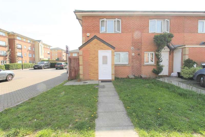 3 Bedrooms House for sale in Pentland Close, London, N9