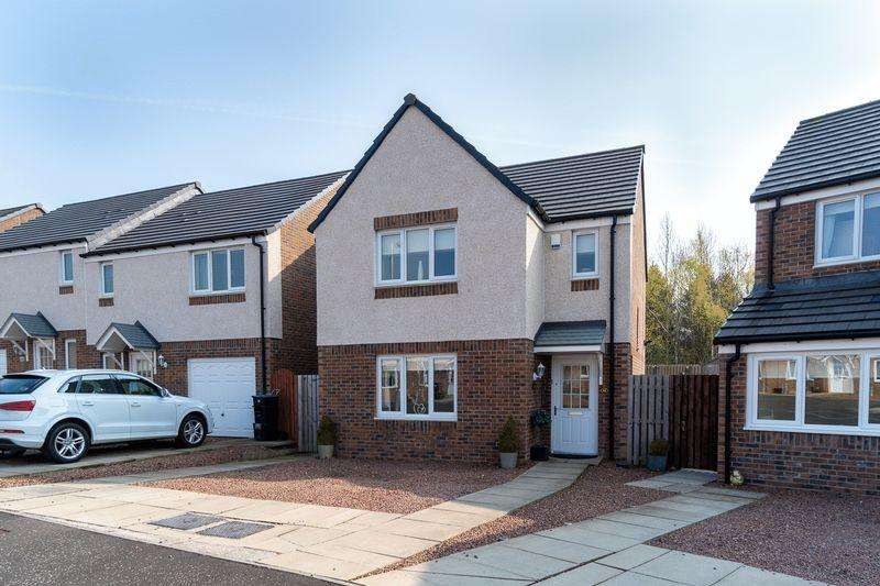 3 Bedrooms Detached Villa House for sale in 32 Jean Armour Drive, Kilmarnock KA1 2SD