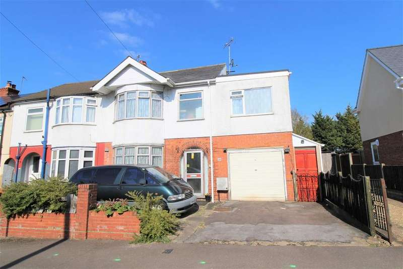5 Bedrooms End Of Terrace House for sale in Allenby Avenue, Dunstable