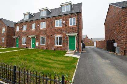 3 Bedrooms Semi Detached House for sale in Mayfly Road, Northampton, Northamptonshire