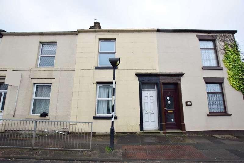 2 Bedrooms Terraced House for sale in Chorley Road, Walton Le Dale, PR5 4JA