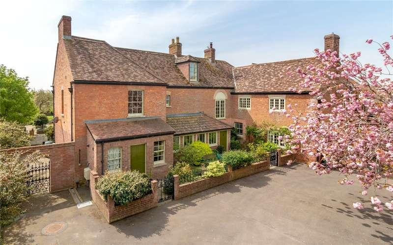 5 Bedrooms Semi Detached House for sale in Alstone Lane, West Huntspill, Highbridge, Somerset, TA9