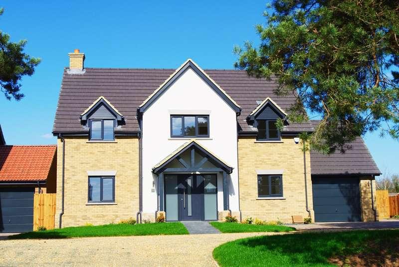 5 Bedrooms Detached House for sale in Clophill Road, Maulden, Bedfordshire , MK45