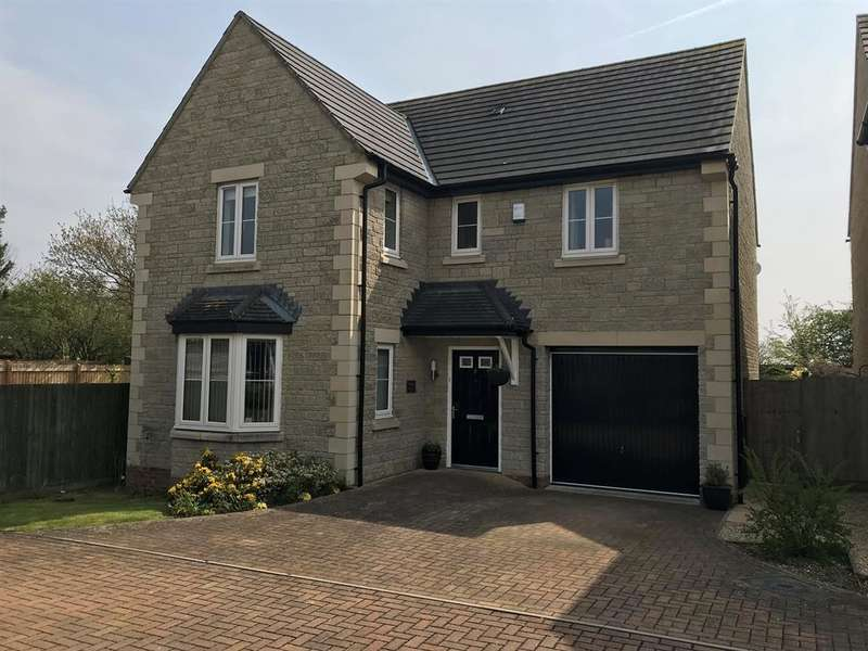 4 Bedrooms Detached House for sale in John Chiddy Close, Hanham, Bristol, BS15 3FQ