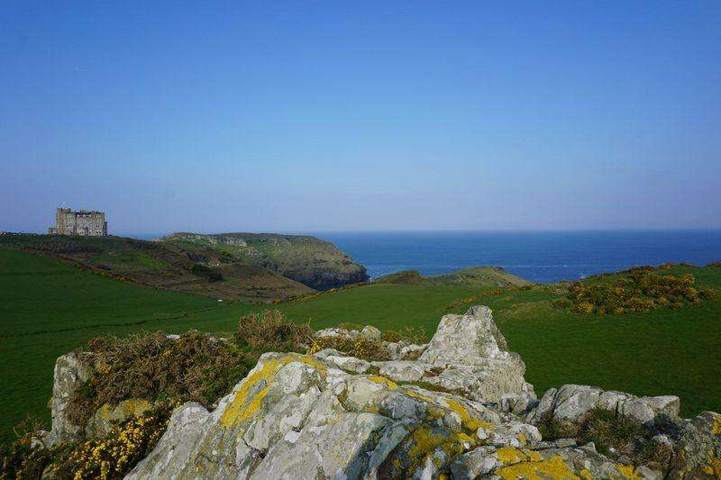 Land Commercial for sale in Land at Tintagel, North Cornwall