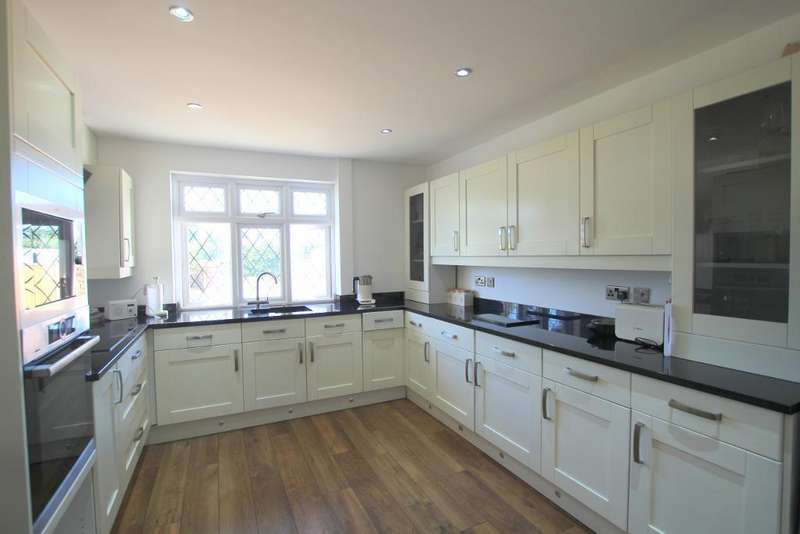 4 Bedrooms Detached Bungalow for sale in Cotton End Road, Wilstead, Bedfordshire, MK45 3DB