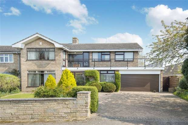 5 Bedrooms Detached House for sale in Wentworth Drive, Bedford