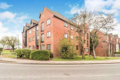 2 Bedrooms Flat for sale in Hilbre Grange, Shakespeare Road, Bedford, Bedfordshire