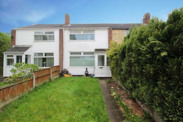2 Bedrooms Terraced House for sale in Hadfield Close, Widnes, Cheshire, WA8 0BD