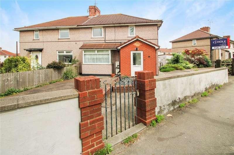 3 Bedrooms Semi Detached House for sale in Winterstoke Road, Ashton, Bristol, BS3
