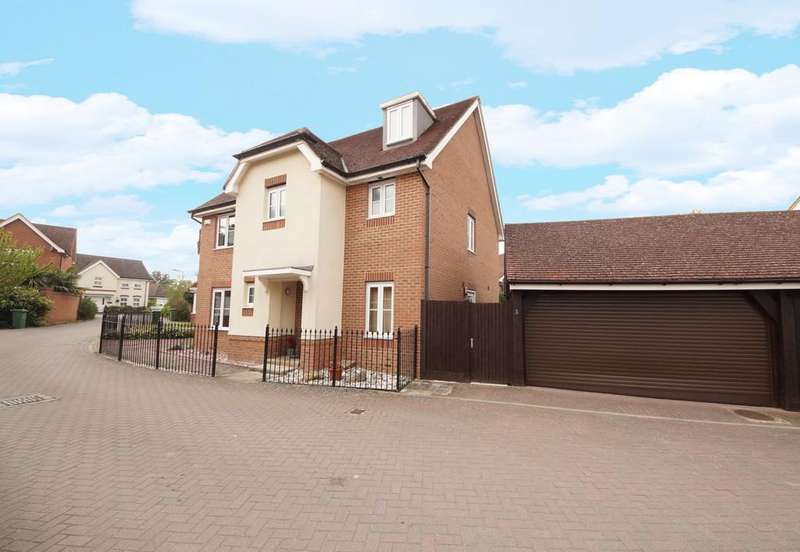 5 Bedrooms Detached House for sale in Athoke Croft, Hook