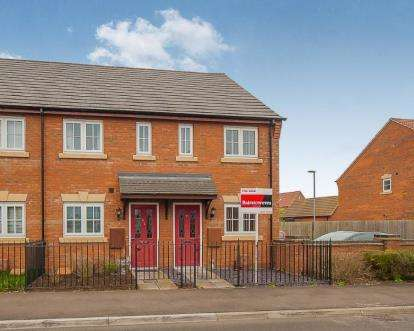 2 Bedrooms End Of Terrace House for sale in Kings Manor, Coningsby, Lincoln