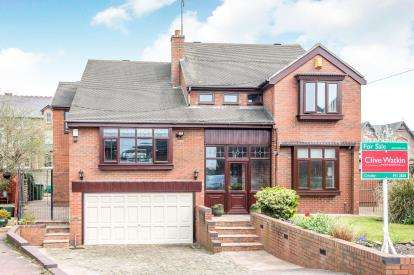 4 Bedrooms Detached House for sale in Seathwaite Close, Liverpool, Merseyside, L23