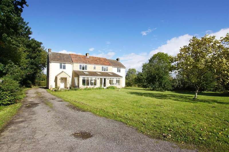 4 Bedrooms Farm House Character Property for sale in Bagstone Road, Bagstone, Wotton-Under-Edge