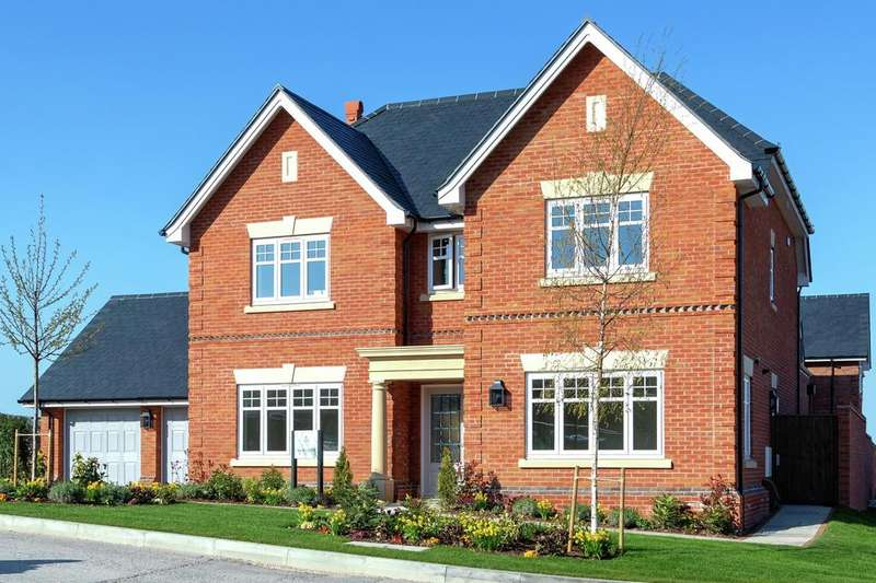 5 Bedrooms Detached House for sale in Pangbourne Hill, Pangbourne, RG8