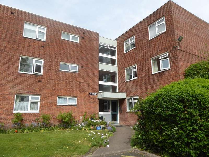 2 Bedrooms Apartment Flat for sale in 28 Tealby Court