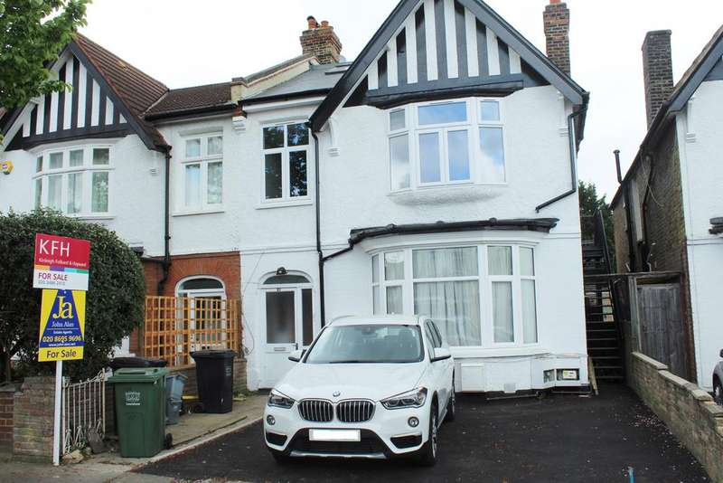 2 Bedrooms Flat for sale in Bellingham Road, London, SE6