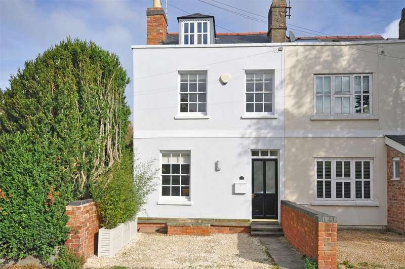 3 Bedrooms End Of Terrace House for sale in Leckhampton, Cheltenham, Gloucestershire