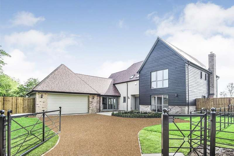 4 Bedrooms Detached House for sale in Church Street, Clifton, SG17
