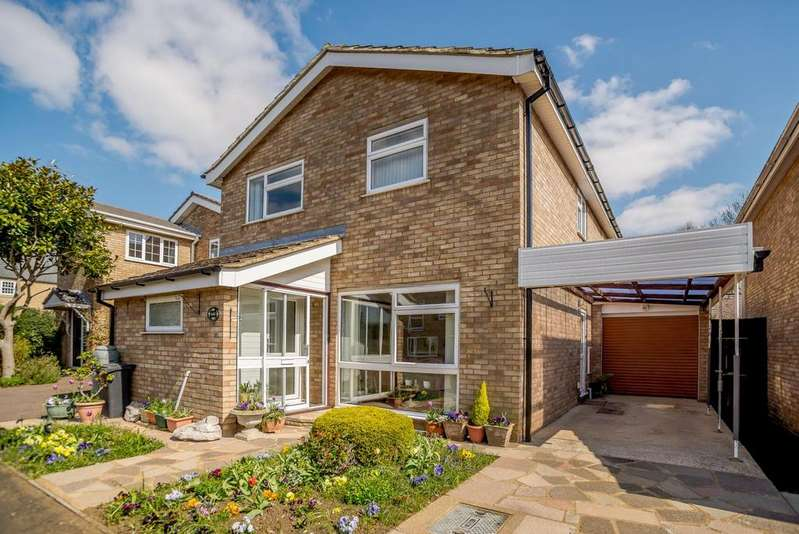 4 Bedrooms Detached House for sale in Hall End Close, Maulden, Bedford