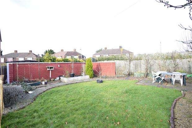 3 Bedrooms Property for sale in Plot with Planning, Selbrooke Crescent, Fishponds, BRISTOL, BS16 2PR