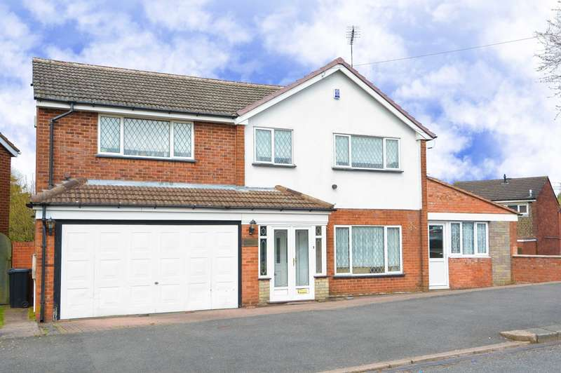 5 Bedrooms Detached House for sale in Broadway, Oldbury, B68