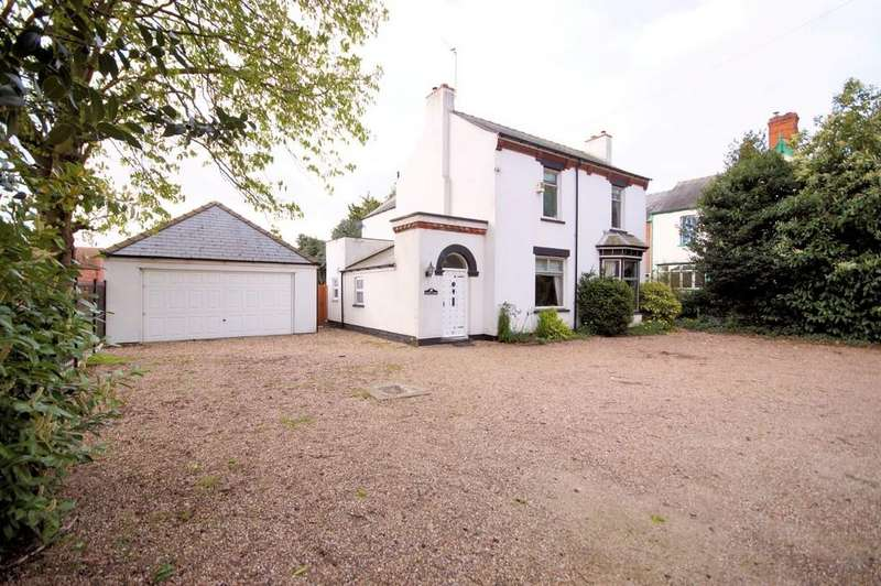 5 Bedrooms Detached House for sale in Doddington Road, Lincoln