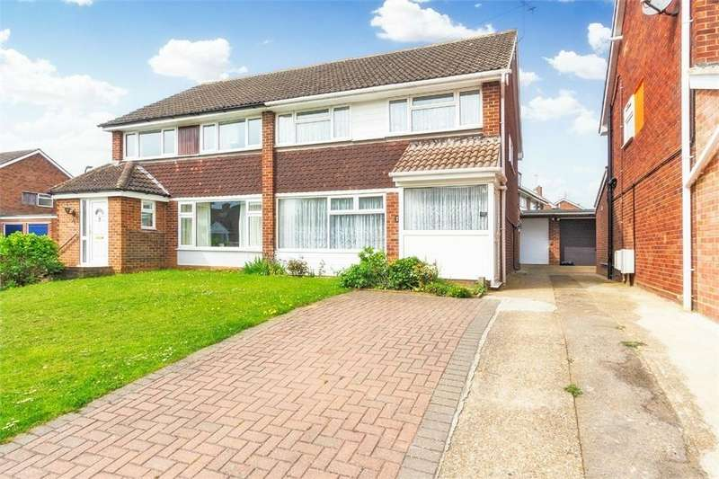 3 Bedrooms Semi Detached House for sale in Talbot Avenue, Langley, Berkshire