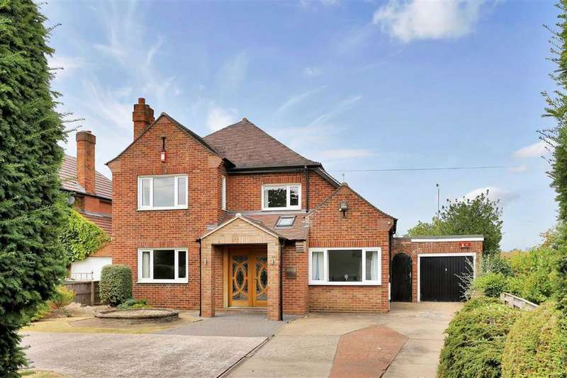 5 Bedrooms Detached House for sale in Bunkers Hill, Lincoln, Lincolnshire