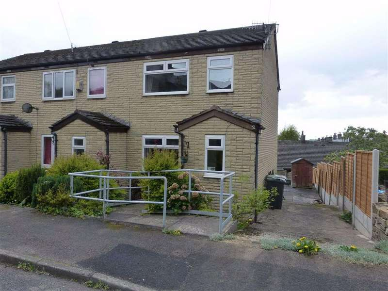 3 Bedrooms Mews House for sale in Gladstone Street, Hadfield, Glossop