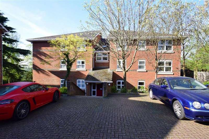 2 Bedrooms Apartment Flat for sale in Warren House Court, 17 St Peters Avenue, Reading