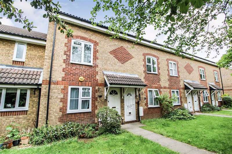 2 Bedrooms Maisonette Flat for sale in Maplin Park, Langley